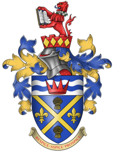 The Heraldic Arms of Knutsford Town Council