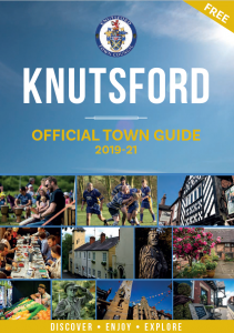 Cover of the Knutsford Town Guide