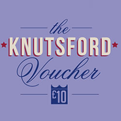 The £10 Knutsford Voucher