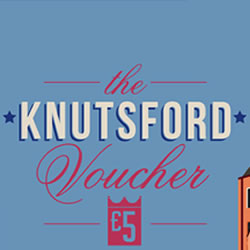 The £5 Knutsford Voucher