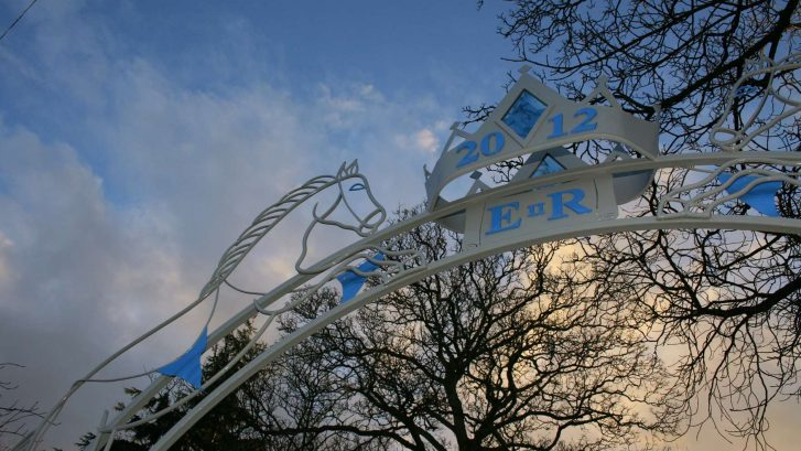 The Knutsford Jubilee Arch