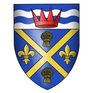 The shield of Knutsford Town Conucil