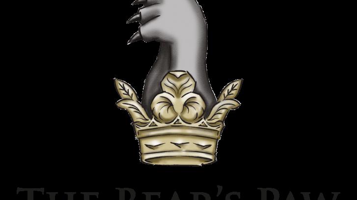 Bears paw logo