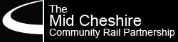Logo for Mid Cheshire Rail partnership