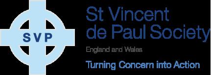Logo of the St Vincent De Paul Society